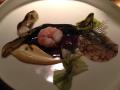 Havskräfta, surgrädde och svampspäck